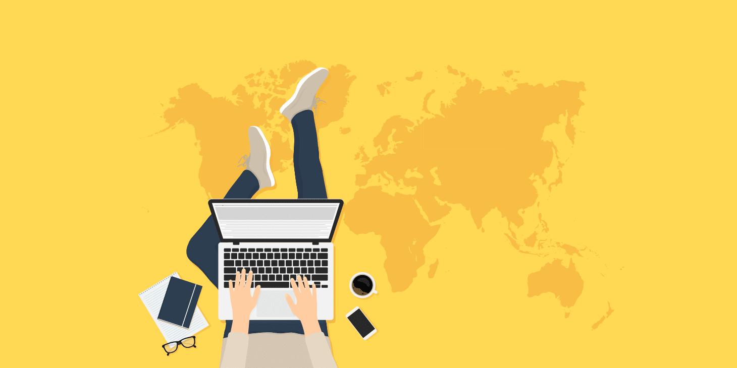 Lavorare a Distanza - Tutto Quello che Dovete Sapere in Anticipo