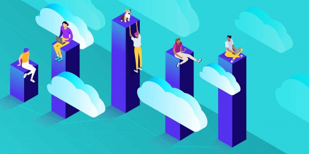 Quota di mercato del cloud
