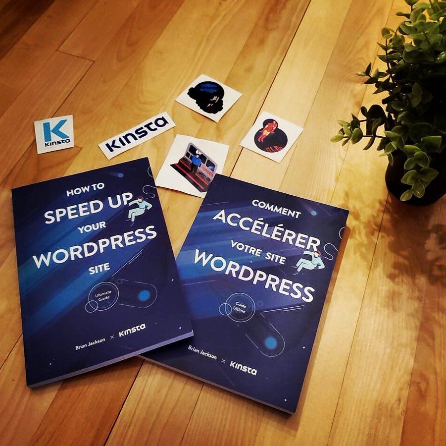 Il libro Come velocizzare WordPress di Kinsta