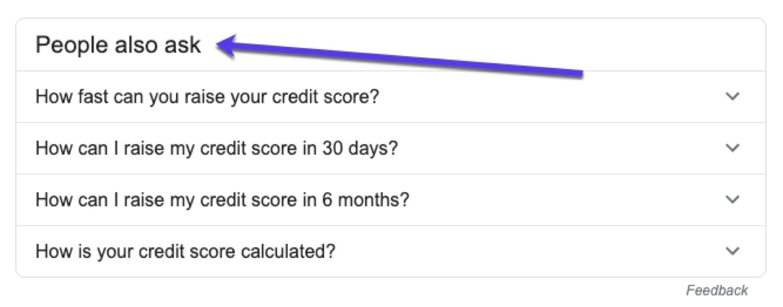 La sezione People Also Ask di Google nasconde opportunità per la ricerca di parole chiave