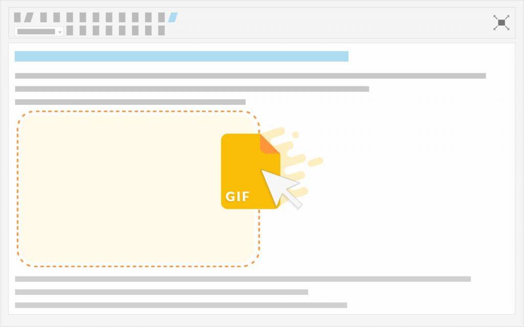 WordPress GIFs - Come usarle sul tuo sito web