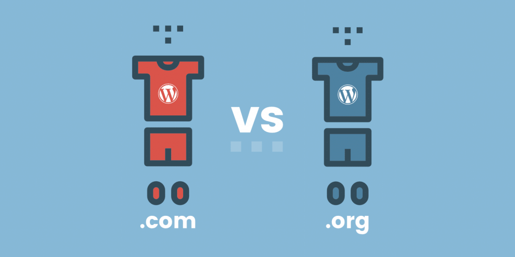 WordPress.com e WordPress.org