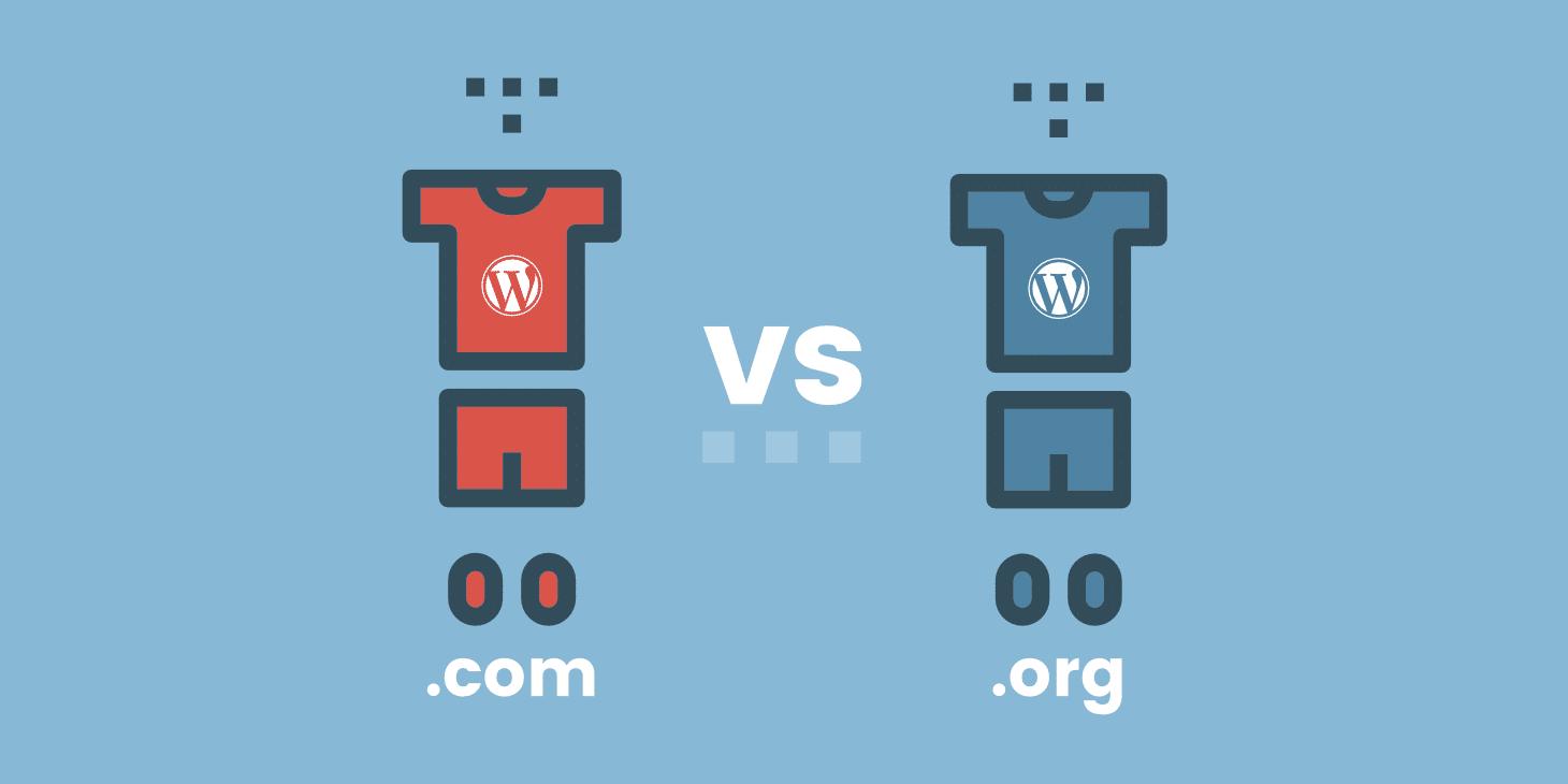 WordPress.com e WordPress.org