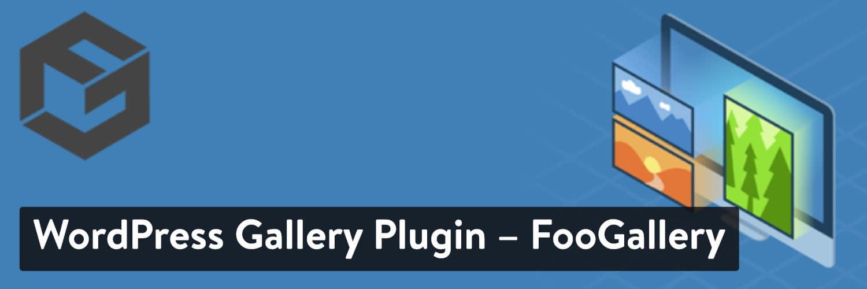 Plugin WordPress FooGallery