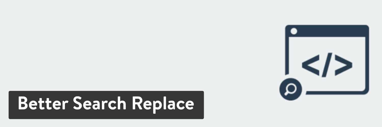Plugin WordPress Better Search Replace