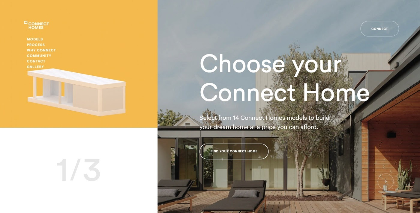 connect homes