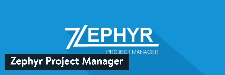 Plugin WordPress Zephyr Project Manager