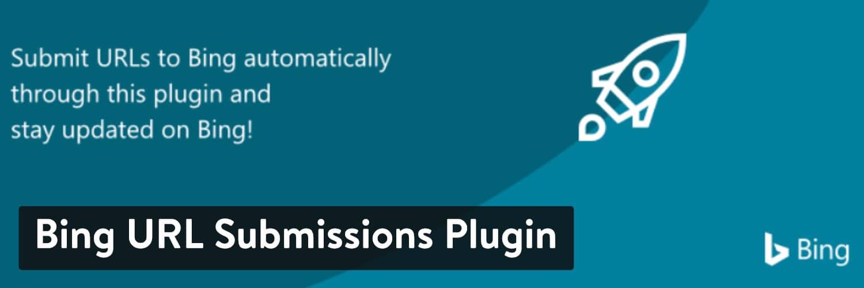 Plugin WordPress Bing URL Submissions