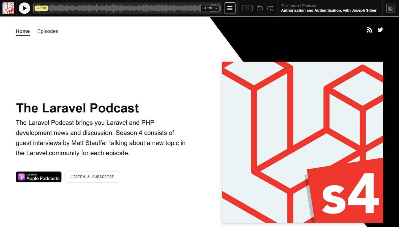 The Laravel Podcast