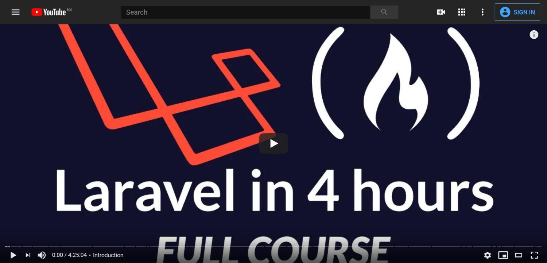Laravel PHP Framework Tutorial