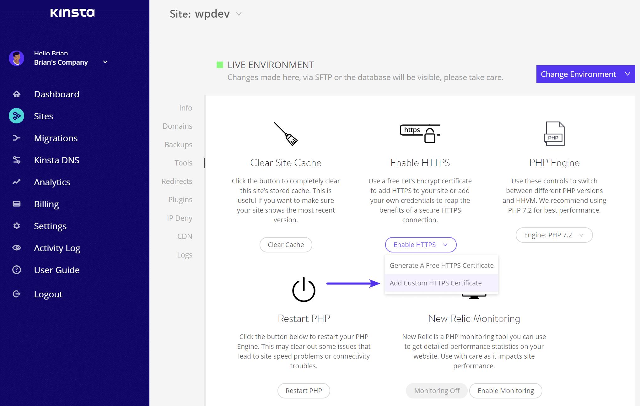 WordPressにSSL証明書をインストールする