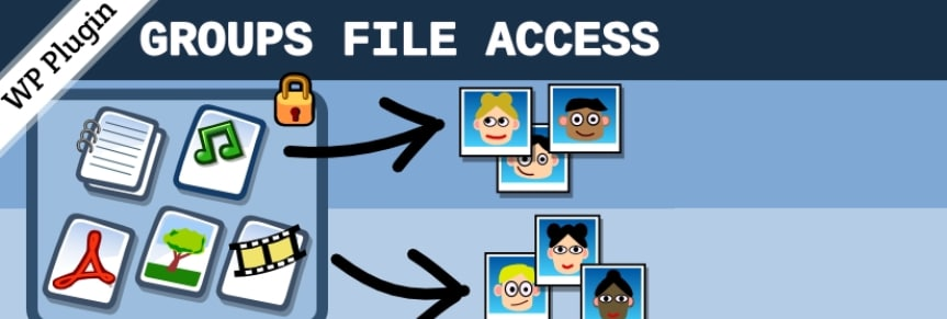 Groups File Access WordPress Plugin