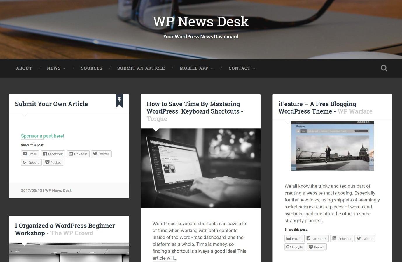 WP News Desk
