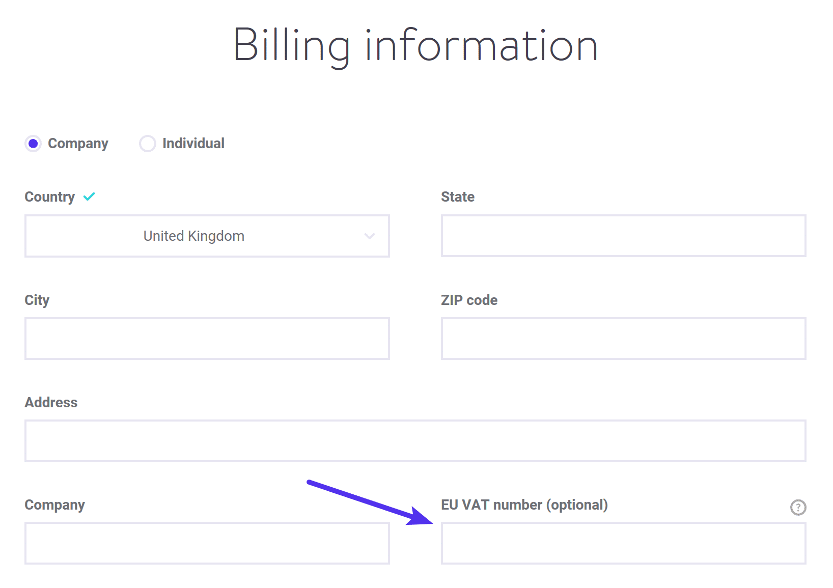EU VATの登録