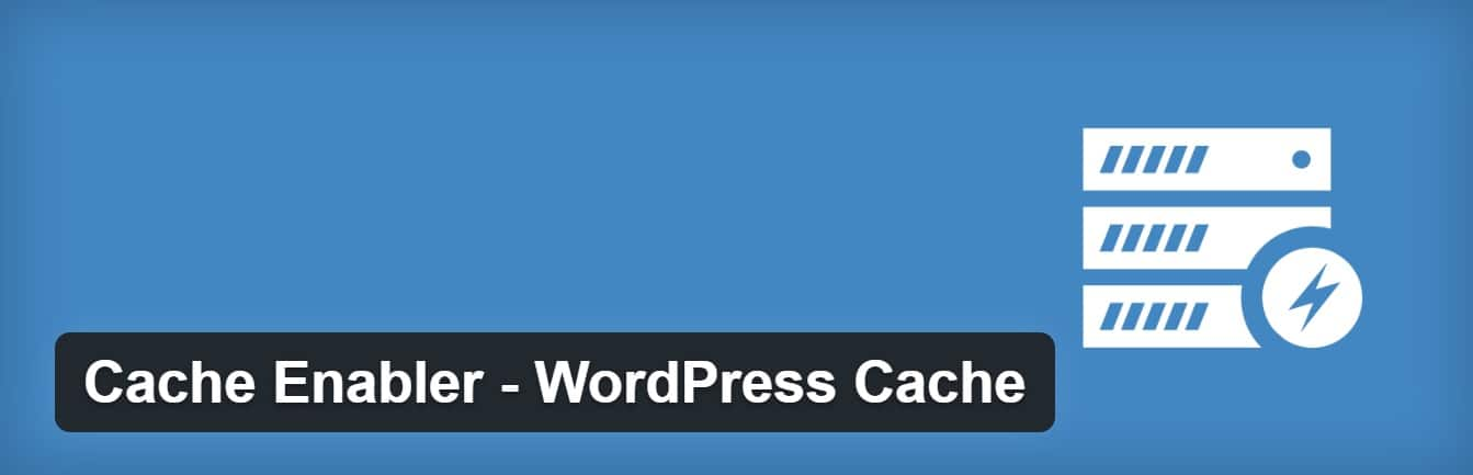 WordPressプラグインCache Enabler