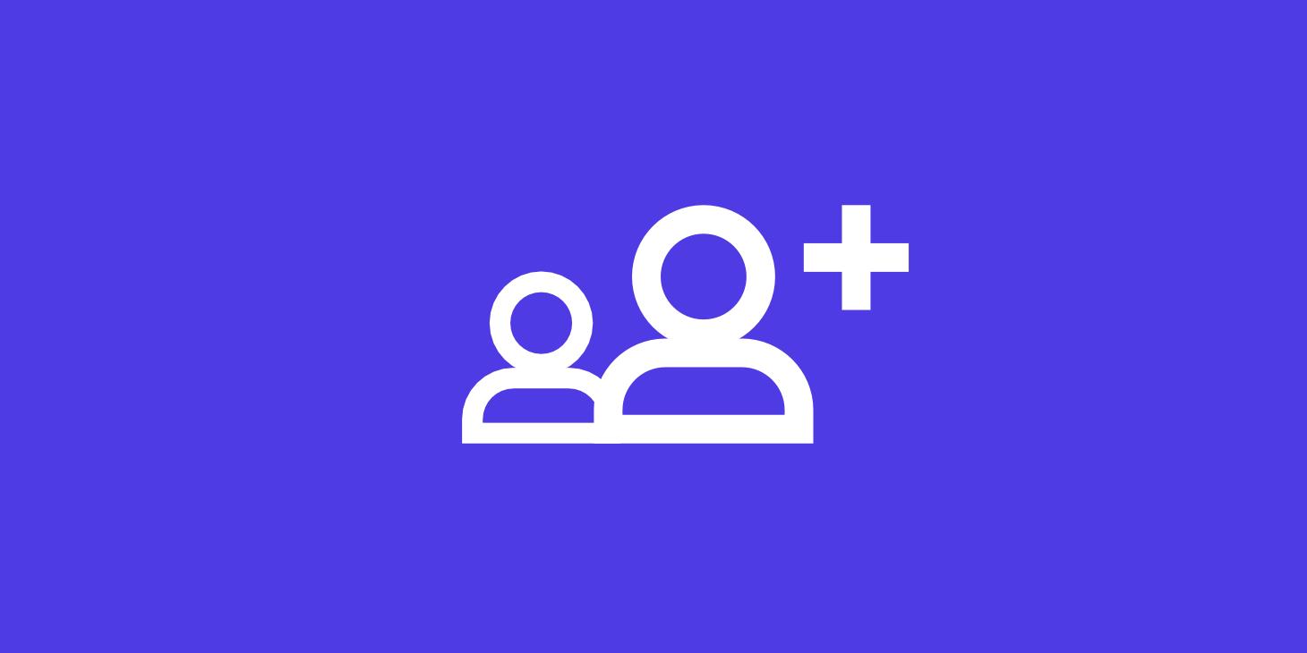 複数のユーザーをサイトに追加する方法について