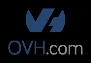 OVHのロゴ