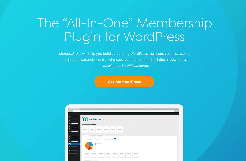 WordPressプラグイン「MemberPress」