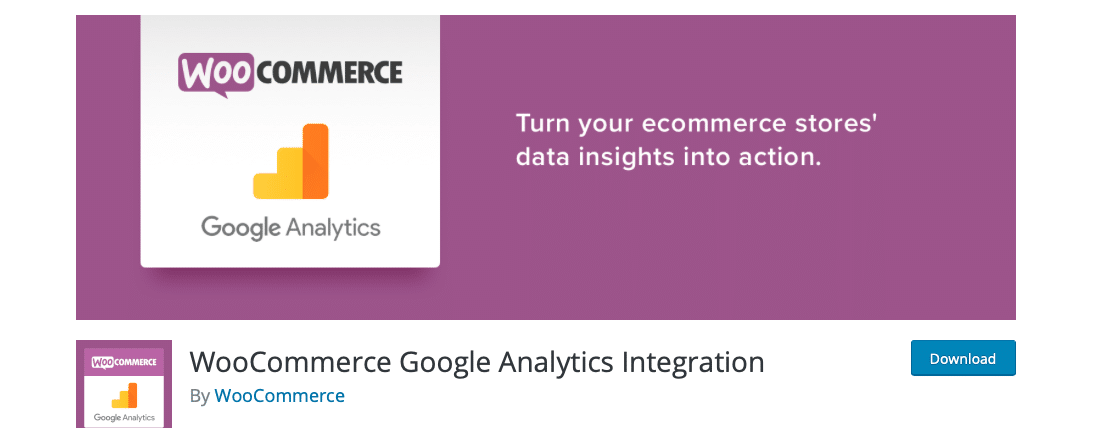 woocommerce google analytics