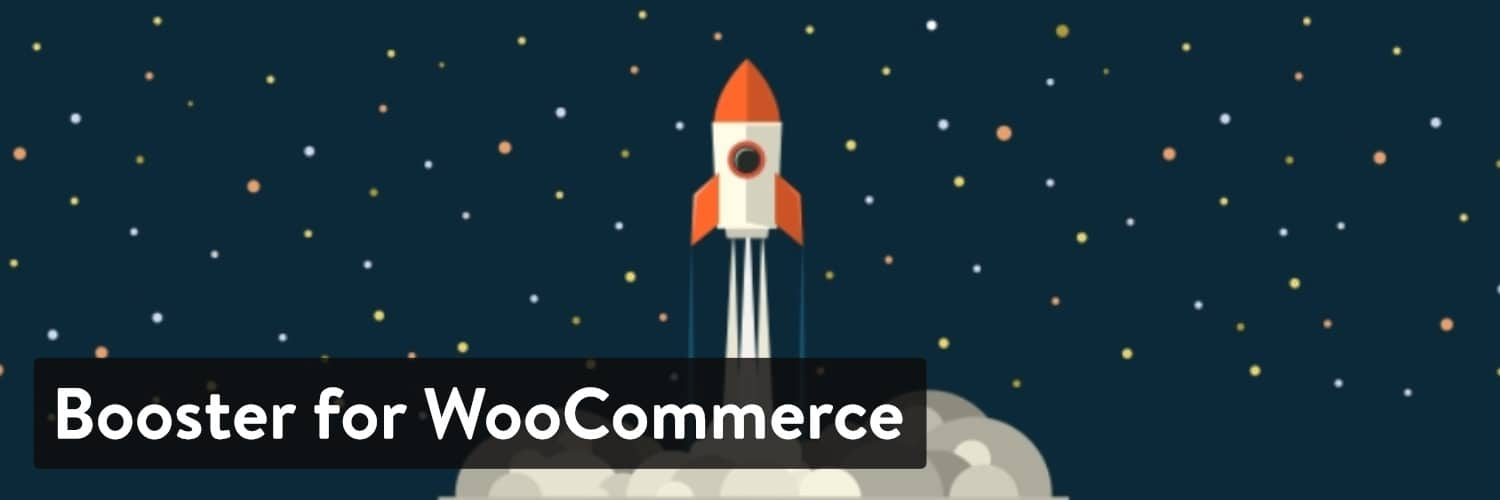 Booster for WooCommerce WordPressプラグイン