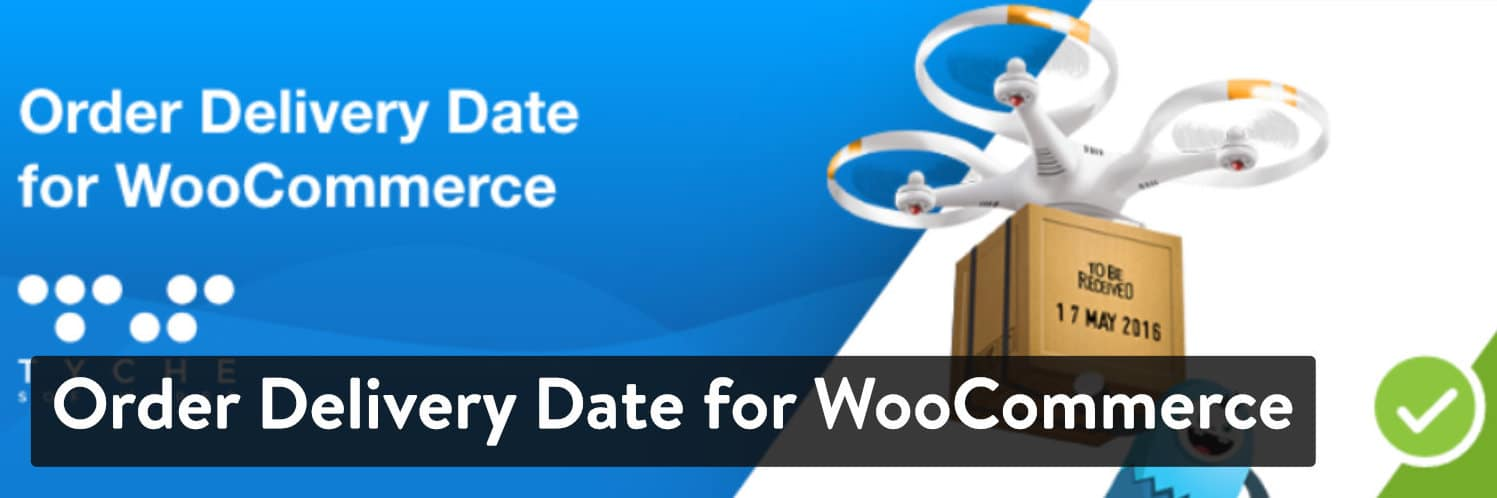 Order Delivery Date for WooCommerce WordPressプラグイン