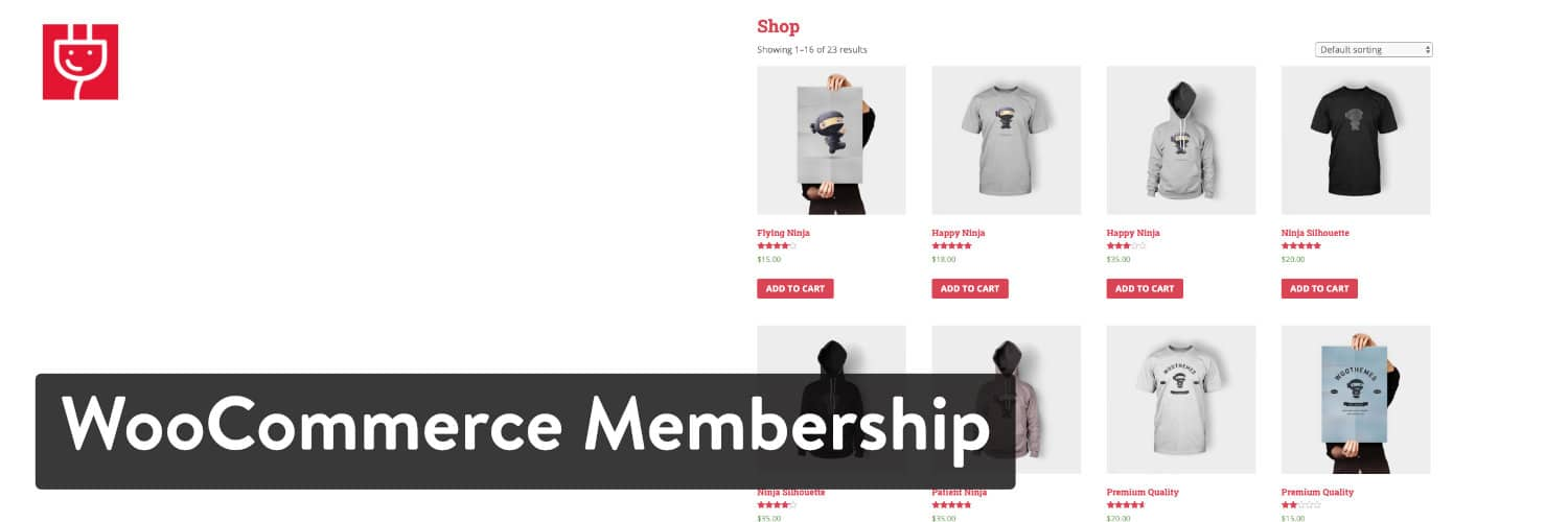 WooCommerce Membership WordPressプラグイン