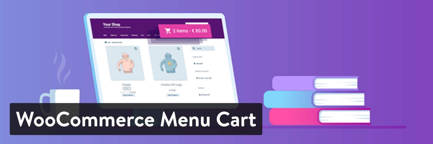 WooCommerce Menu Cart WordPressプラグイン
