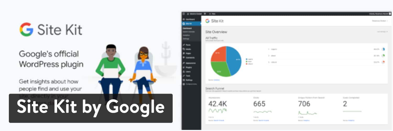 WordPressプラグイン「Site Kit by Google」