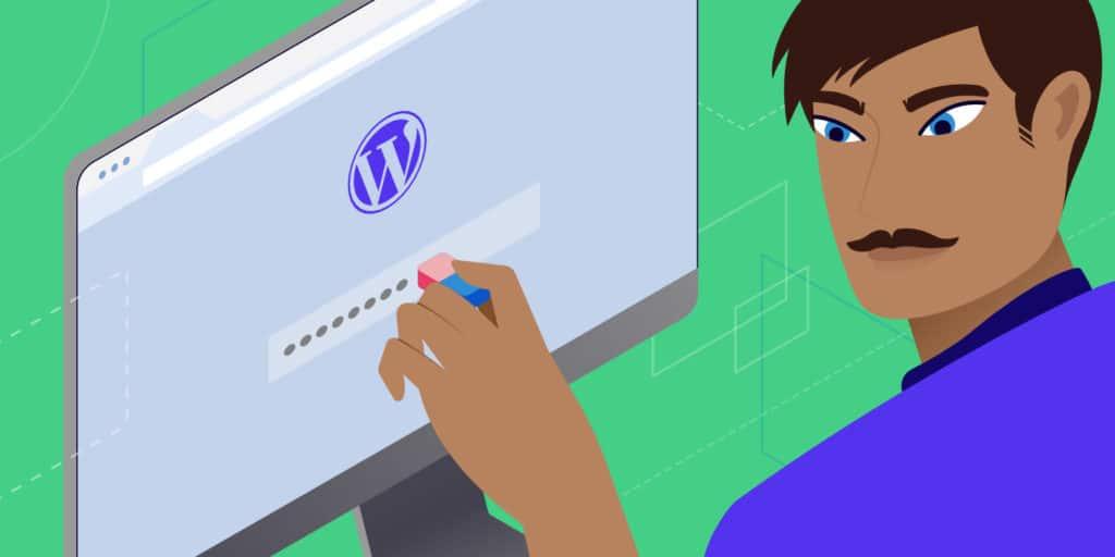 WordPressパスワードを素早く変更(またはリセット)する方法