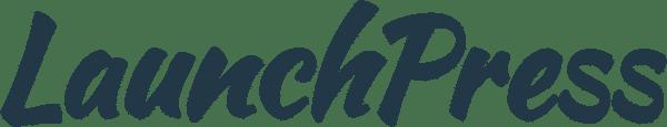 LaunchPress ロゴ