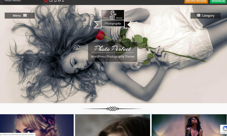 Photo Perfect screenshot