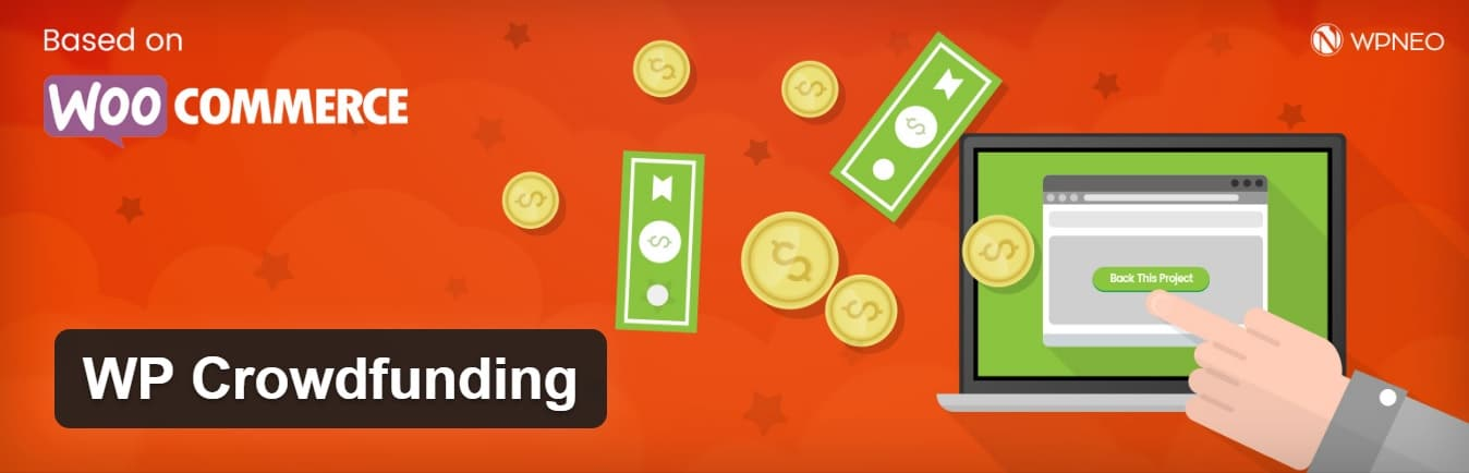 wp crowdfunding plug-in