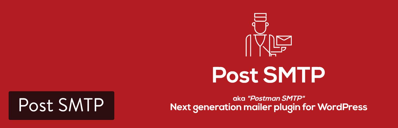 Post SMTP WordPress plug-in