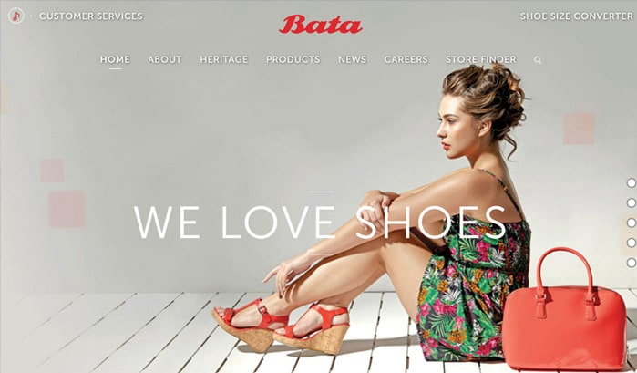 bata wordpress site