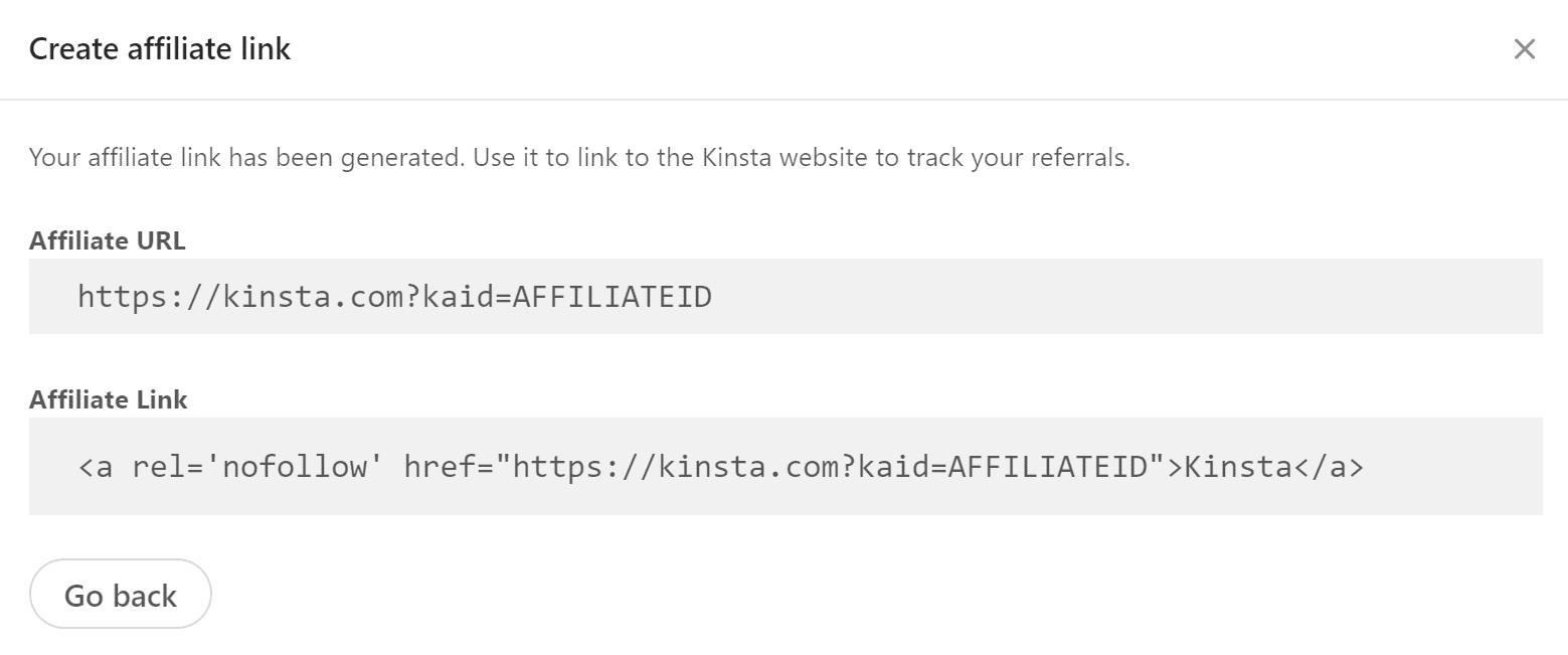 Affiliate-link