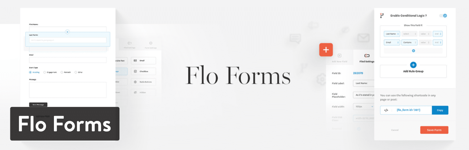 Flo Forms WordPress plug-in