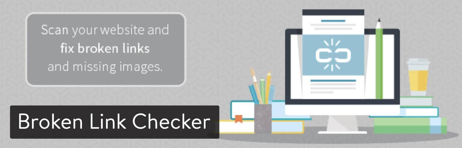 Broken Link Checker WordPress plug-in