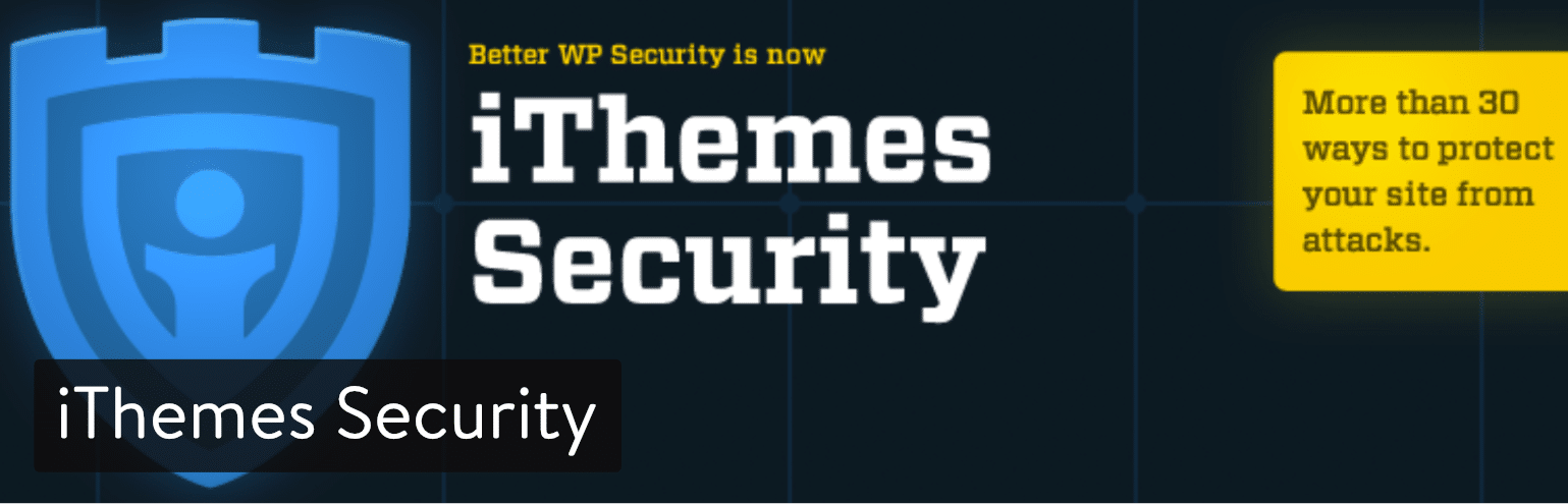 iThemes Security WordPress plugin