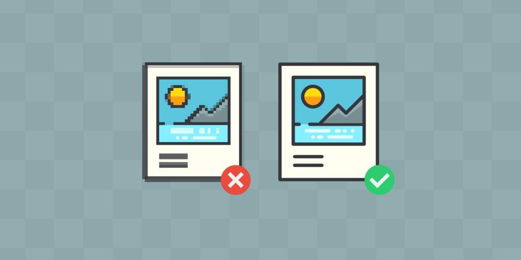 Afbeeldingen optimaliseren voor internet