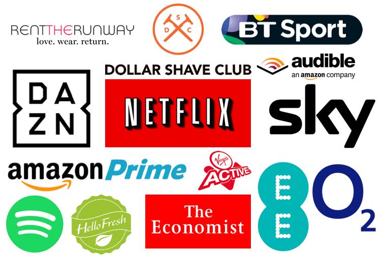 Abonnementen-economie