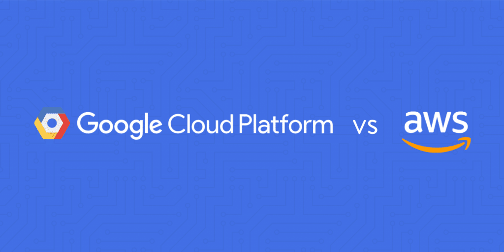 Google Cloud vs AWS in 2019 (Vergelijking der Giganten)