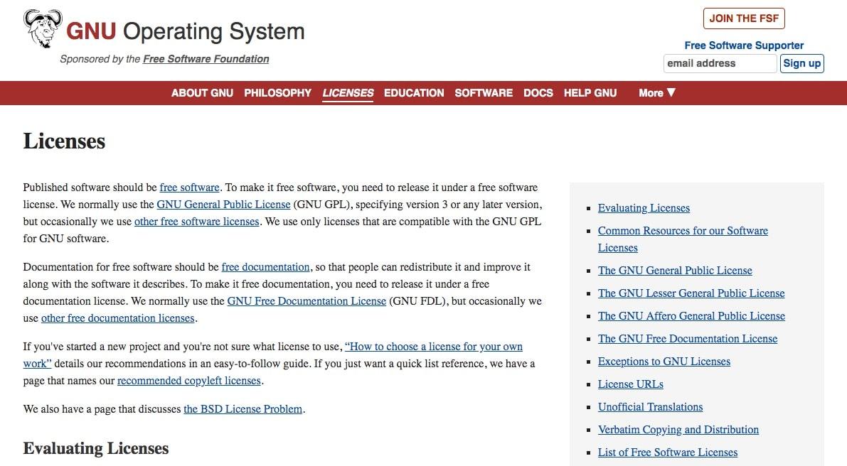 Besturingssysteem GNU
