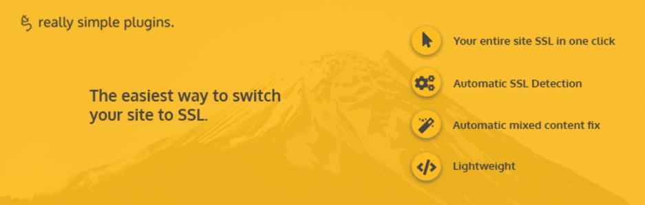 Really Simple SSL plug-in