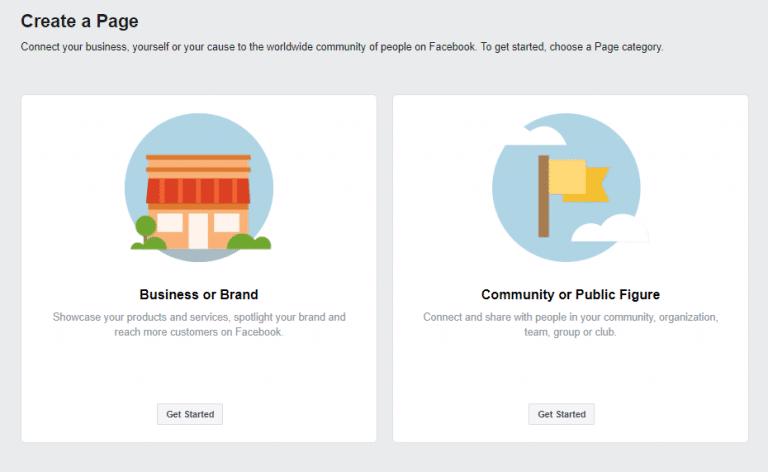 Zo maak je een Facebook-pagina