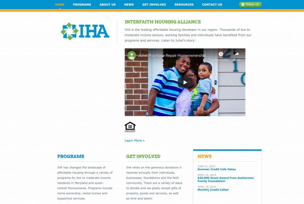 Interfaith Housing Alliance