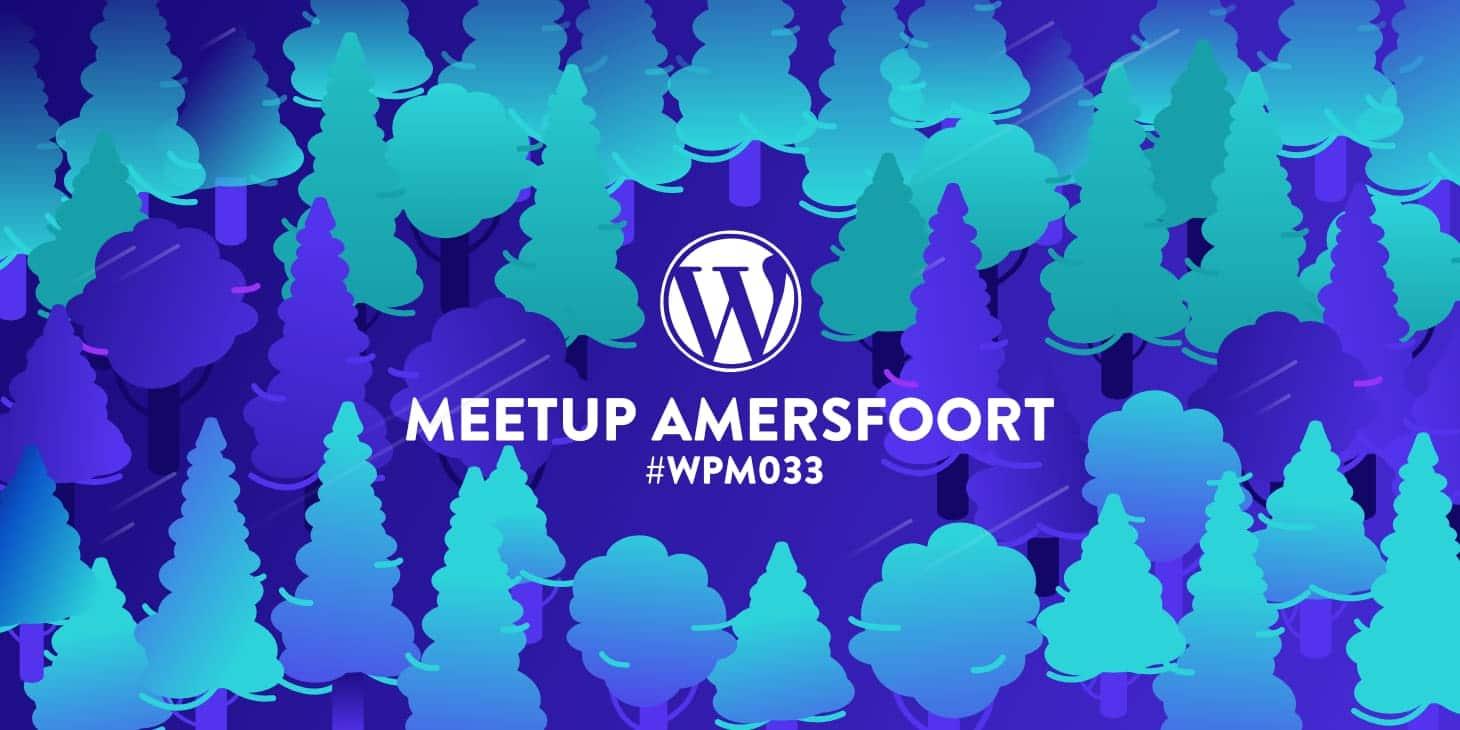 WordPress Meetup Amersfoort