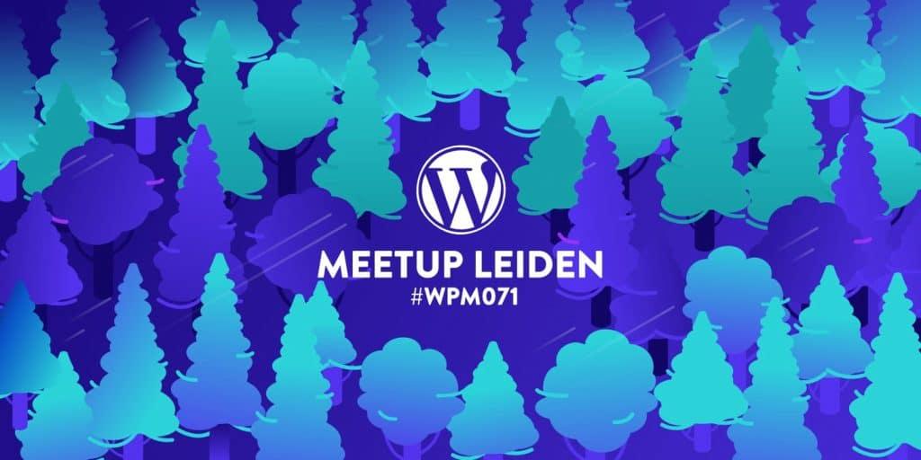 WordPress Meetup Leiden