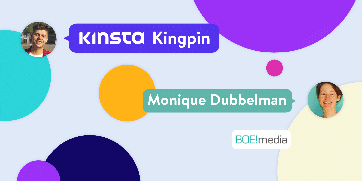 Kinsta Pingpin interview met Monique Dubbelman