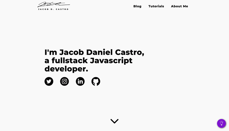 Portfolio van Jacob D. Castro