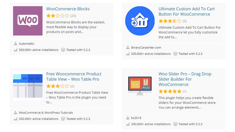 WordPress opslagplaats